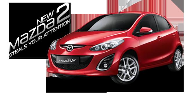 Mazda 2 rz