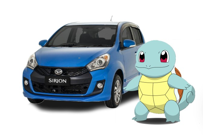 Sirion-squirtle